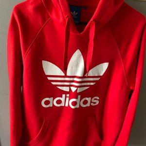 Men's adidas like new hoodie